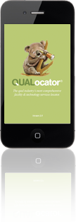 QUAL20AboutMobileiPhone - About Our Focus Facility Directory